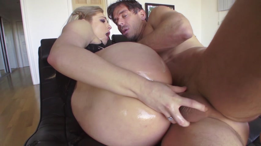 Nonstop Anal Action